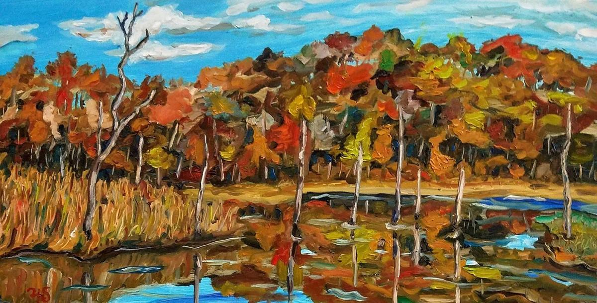 Highlands Coalition juried art exhibit now showing at Morris Museum