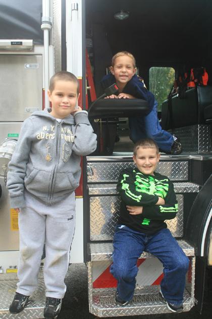 Firehouse fun in Randolph