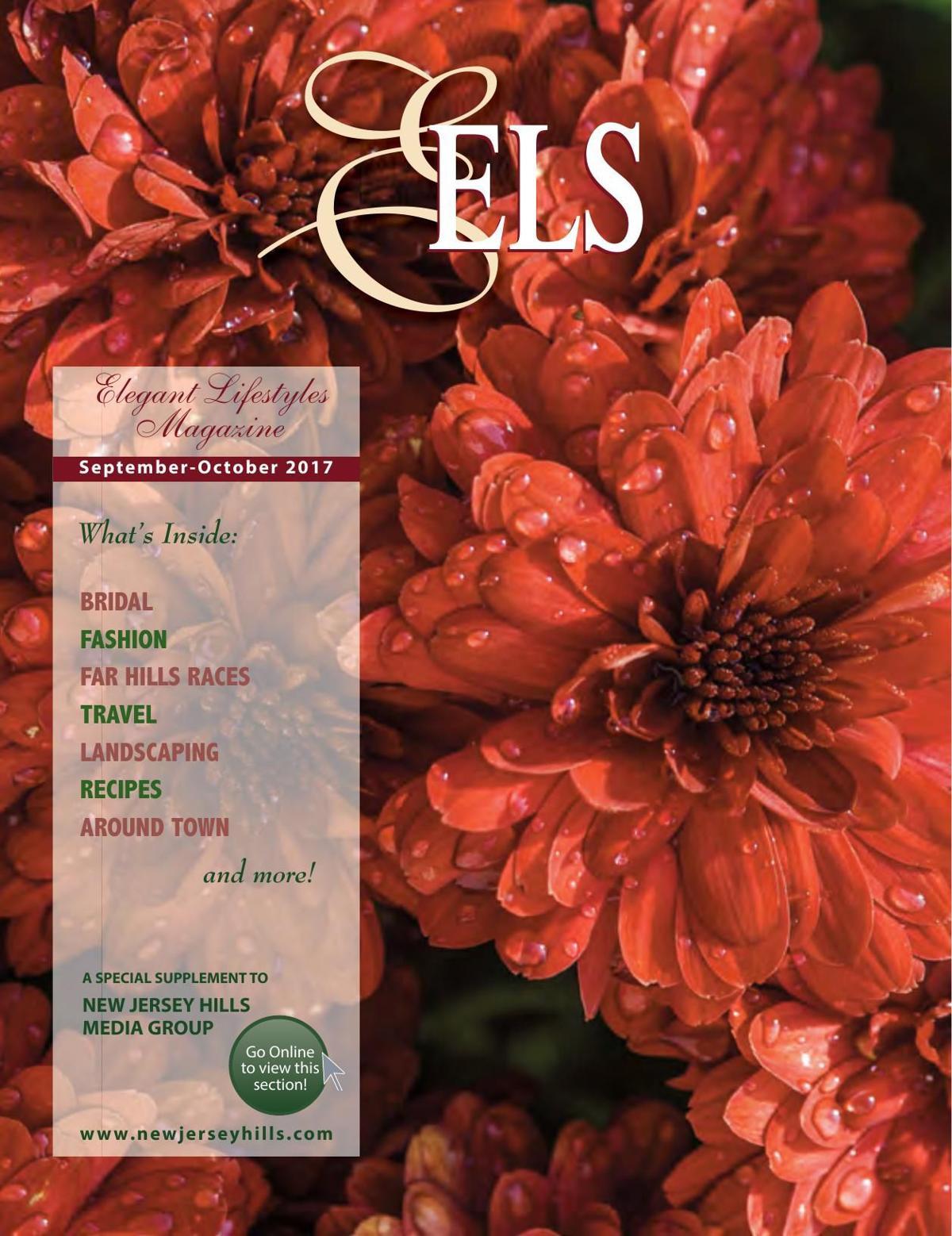 Elegant Lifestyles Magazine - September 14, 2017
