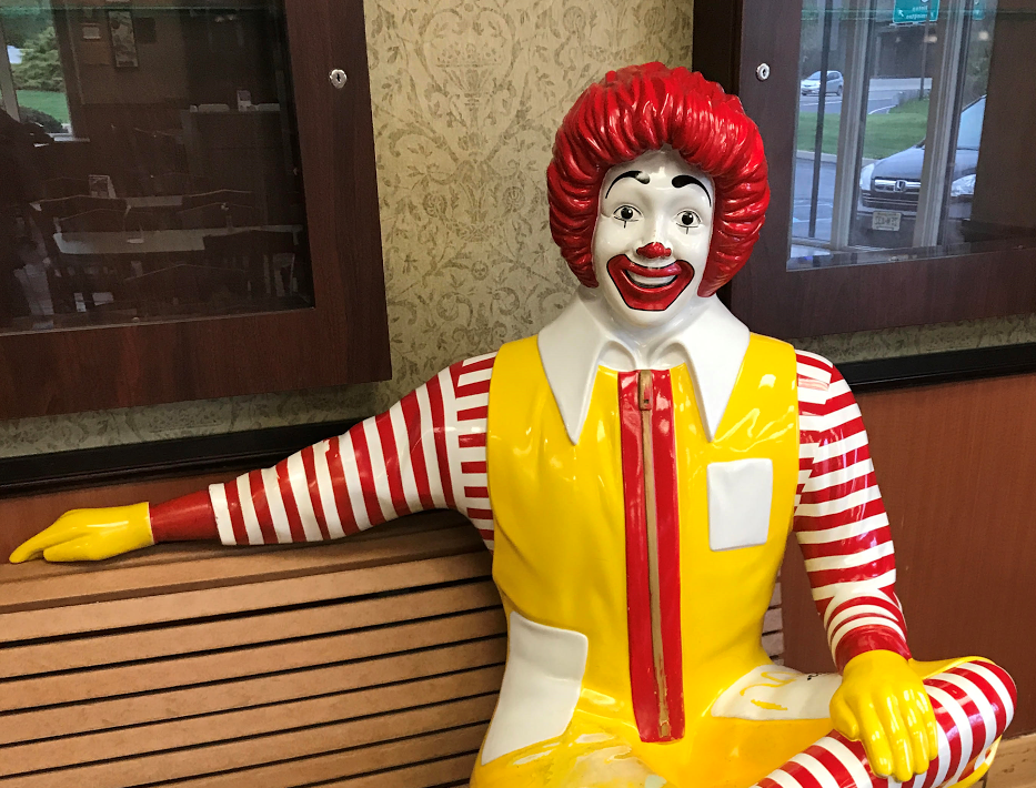 Point Pleasant man charged in Ronald McDonald theft, prosecutor says