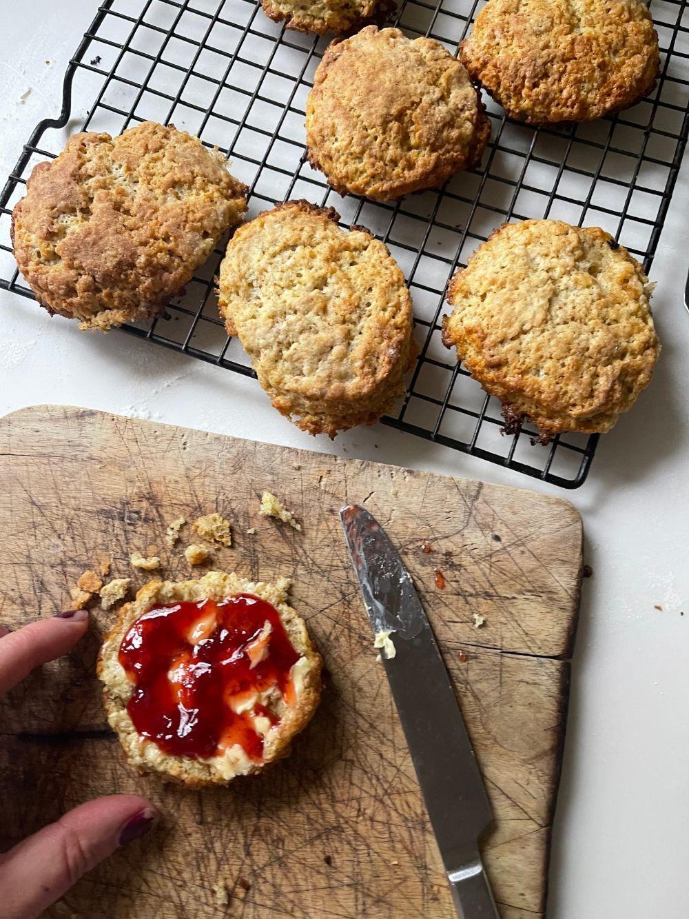 Norwegian Biscuits