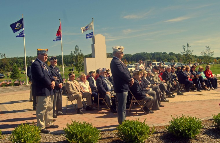 MIAs, POWs honored at Turkey Brook ceremony