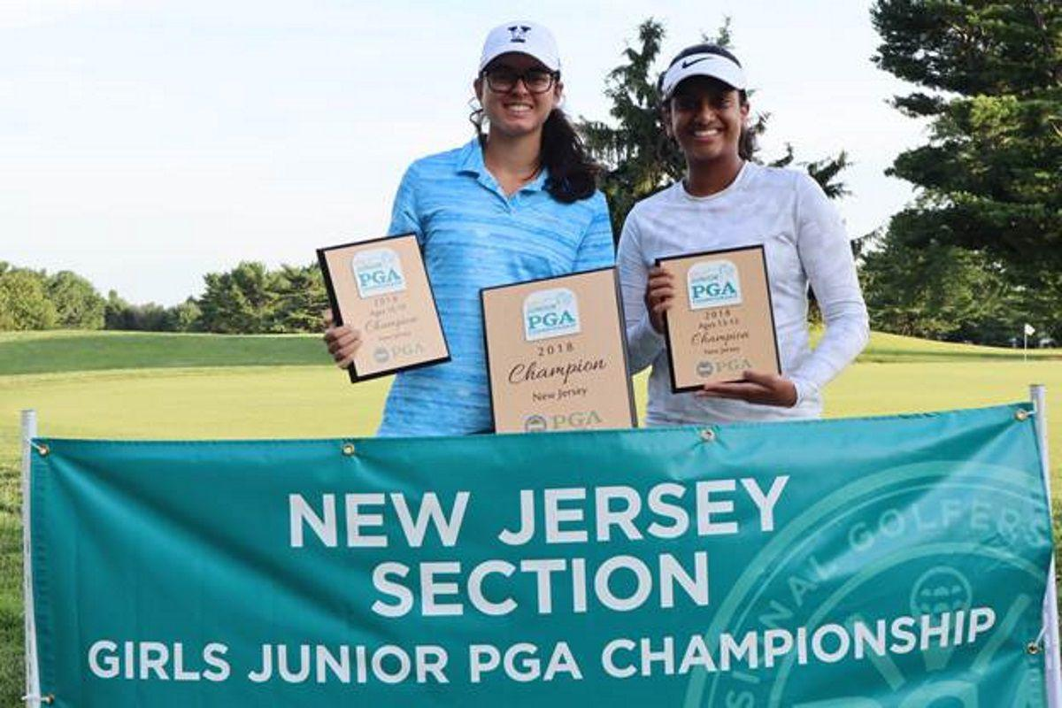 Watchung teen repeats as state junior golf champion