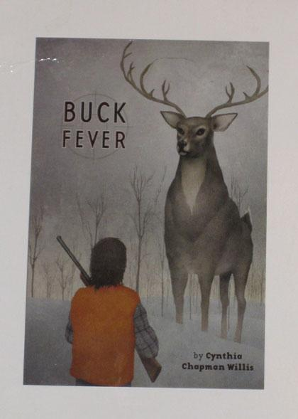 'Buck Fever:' a fine coming-of-age story