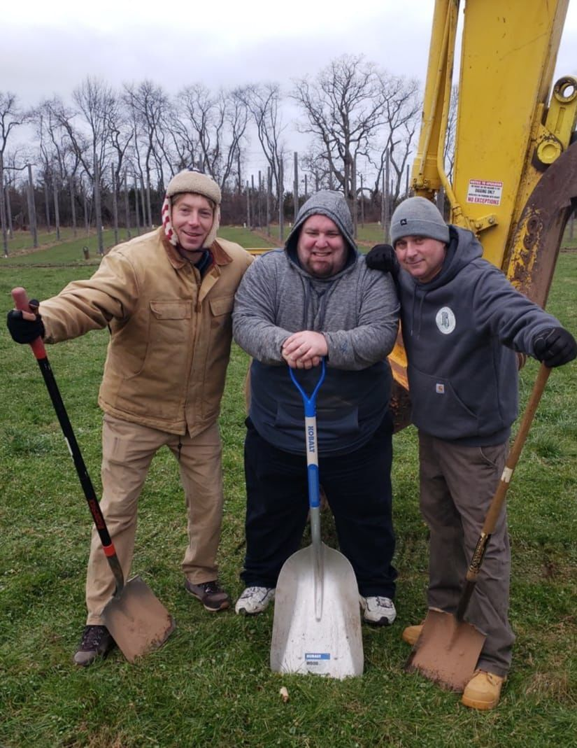 Readington Brewery & Hop Farm is slated for opening this spring