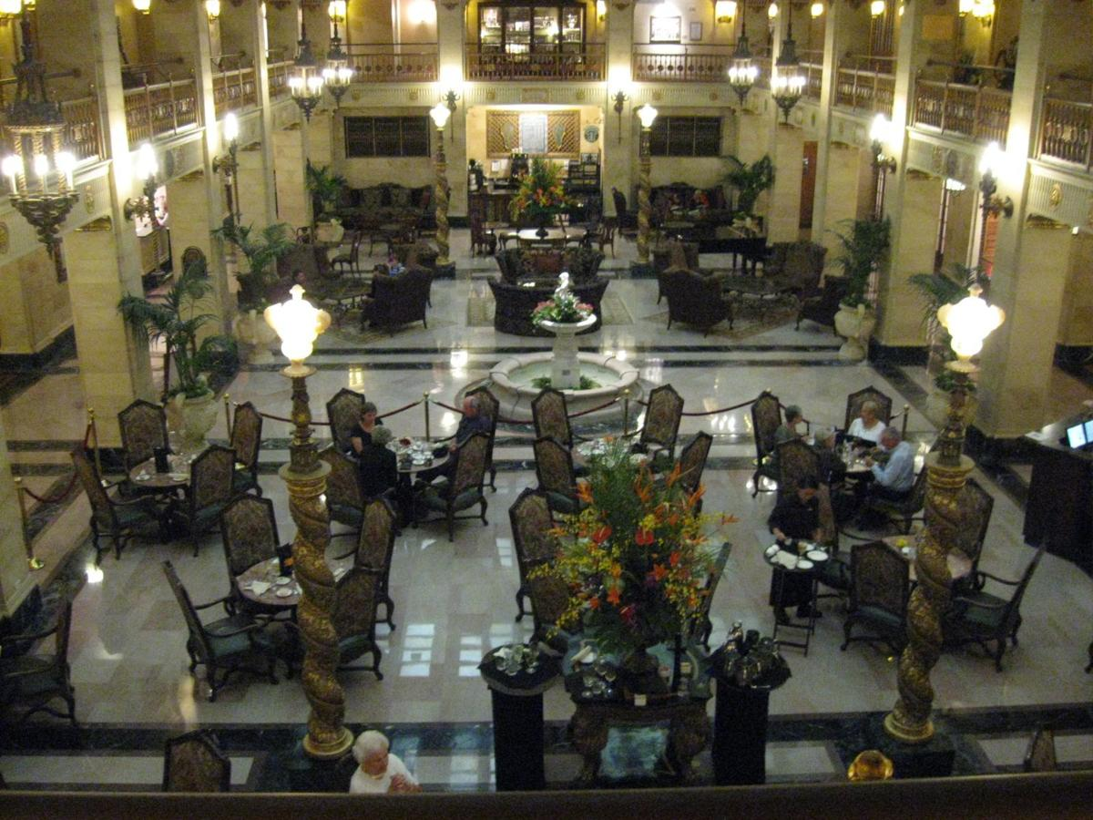The Davenport Hotel