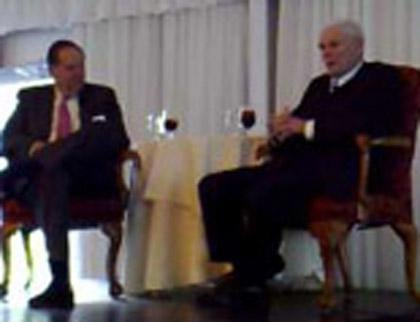 A conversation with the governors