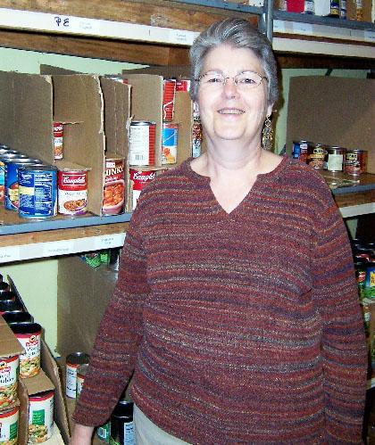 Food pantry in High Bridgein need of food donations