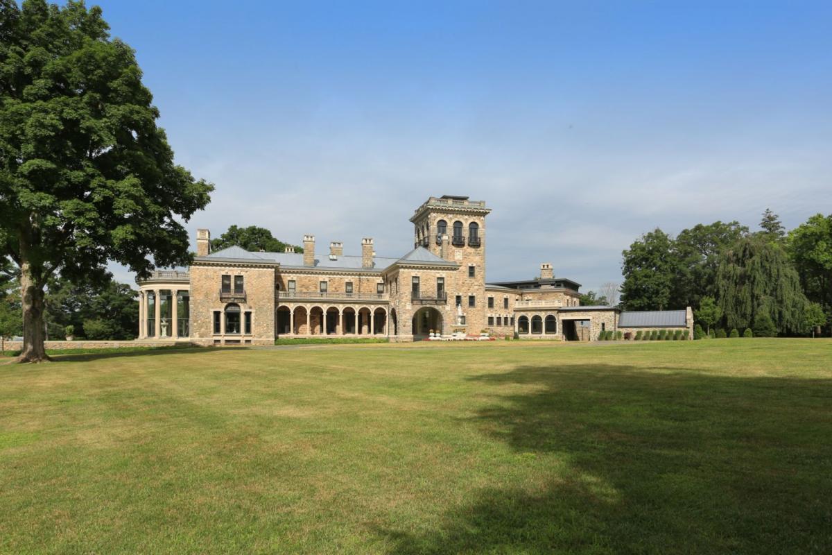 Stronghold Mansion In Bernardsville For Sale