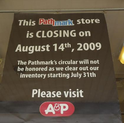 After 39 years, Randolph's Pathmark to shut its doors for good