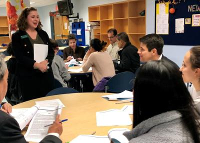 Mount Saint Mary Academy hosts first Mock Admissions Night in Watchung