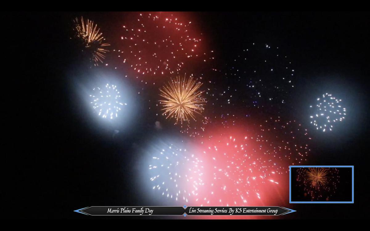Morris Plains Fireworks