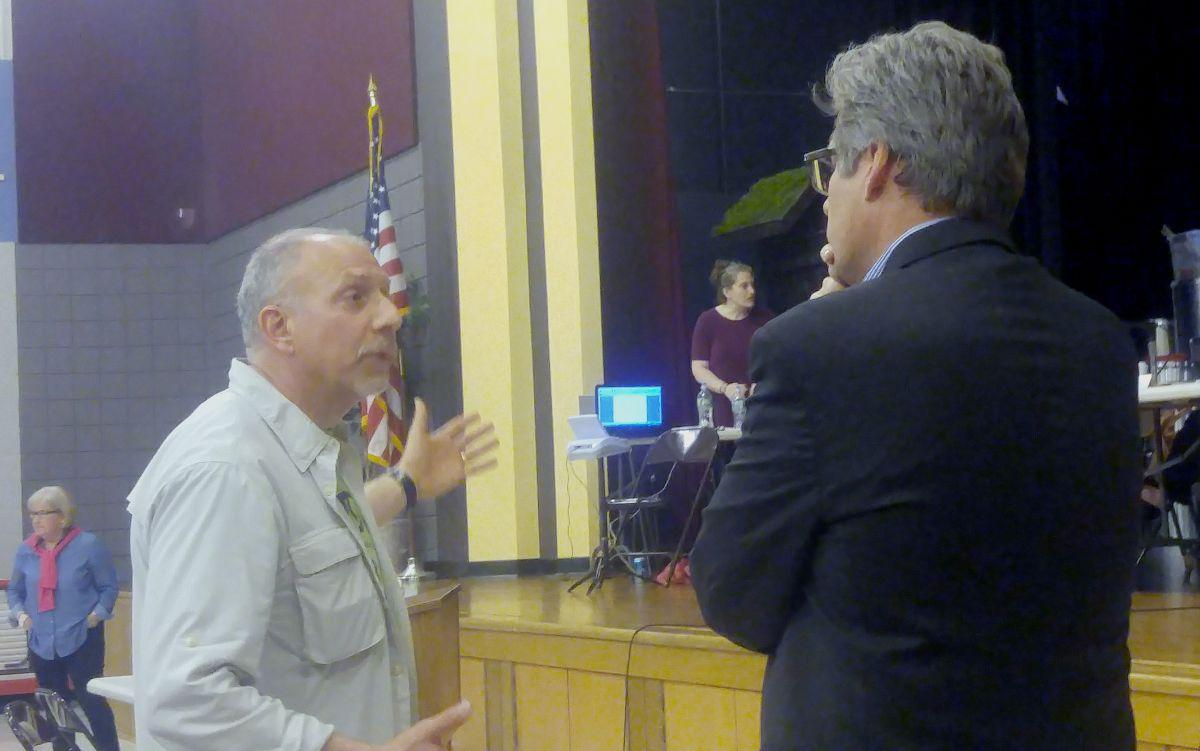 Residents make their fear, anger known to Readington Planning Board