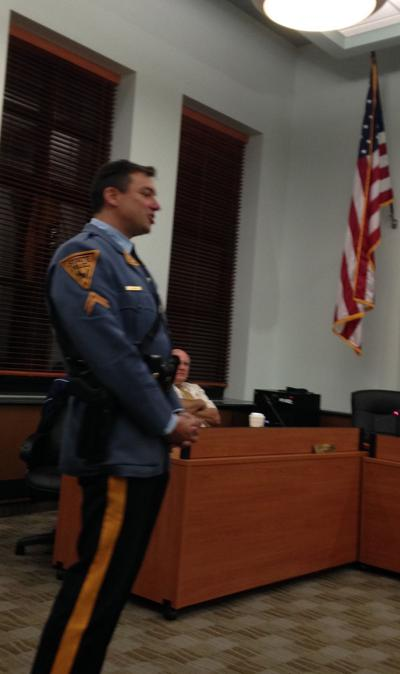 State Trooper tells Lebanon Borough Council bears are not within his jurisdiction