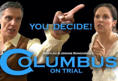"""Columbus On Trial"""