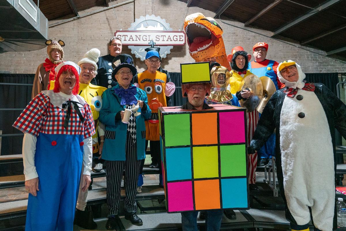 Hunterdon Harmonizers present 'Christmas Toy's Story' on Saturday, Dec. 14