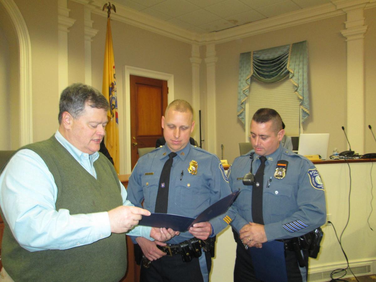 Honored Cops