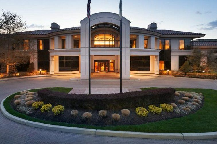 The Former Dolce Hotel In Basking Ridge Is Scheduled For Renovations By Verizon New Owner Of Facility