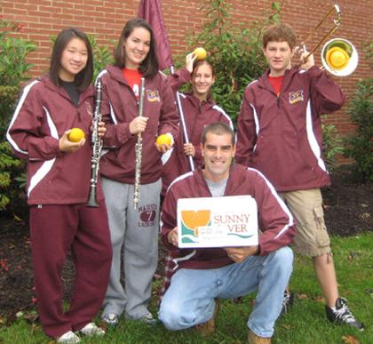 Fruit sale under way to support sweet music in Madison schools