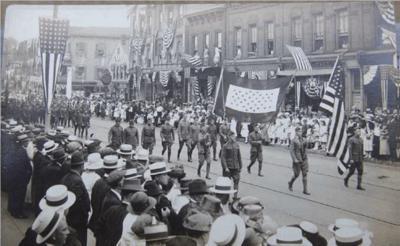 Dover Parade