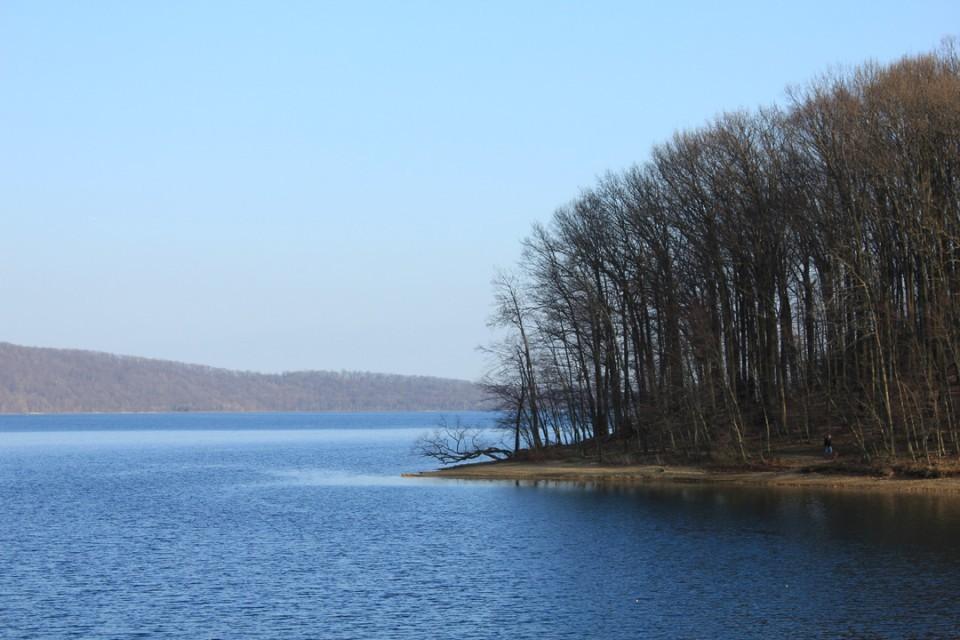 Round Valley Reservoir