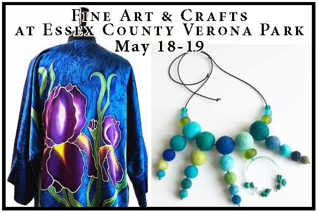 34th annual Fine Art & Crafts at Verona Park