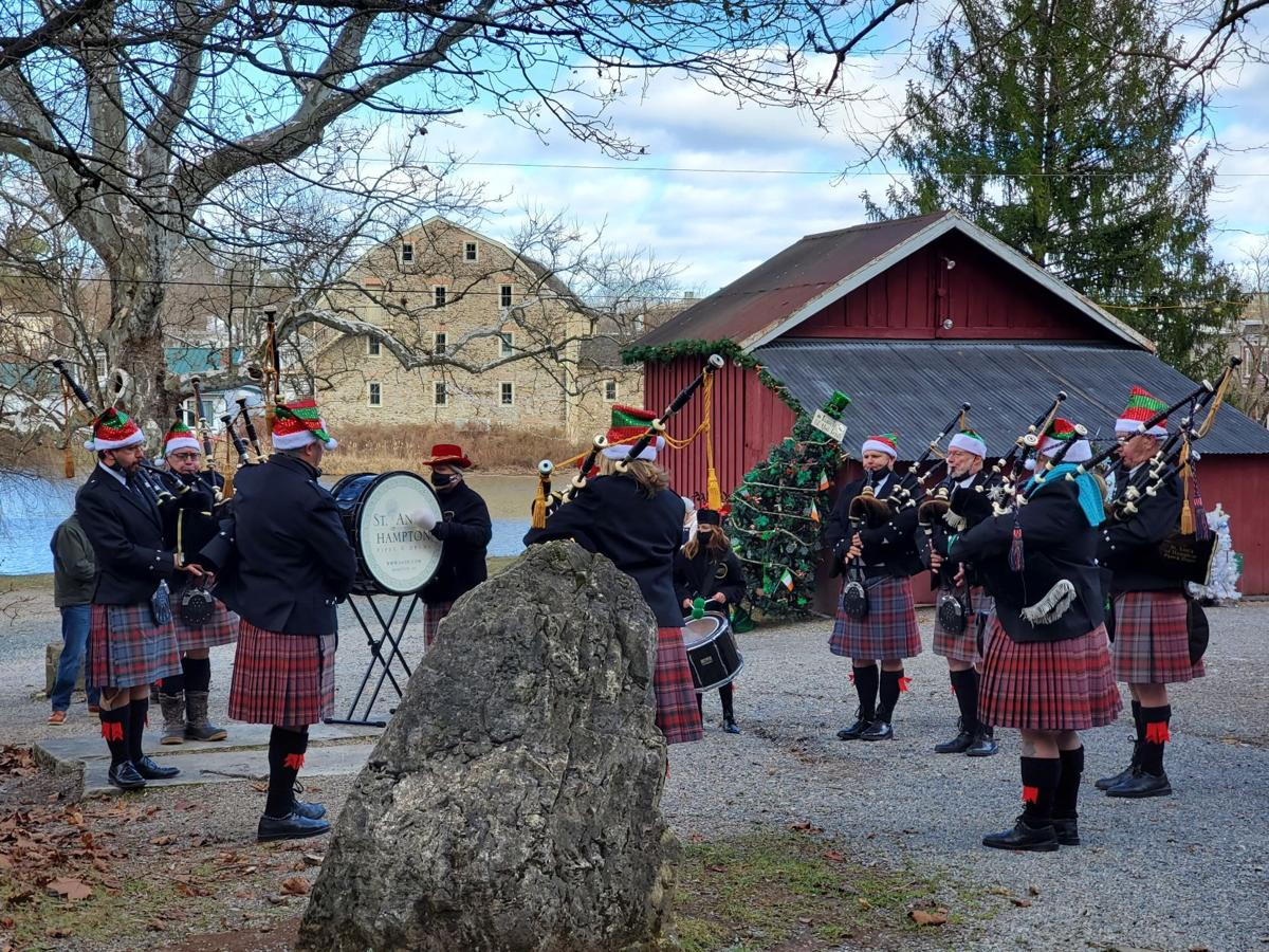 Clinton celebrates 11th Festival of Trees at Red Mill Museum Village