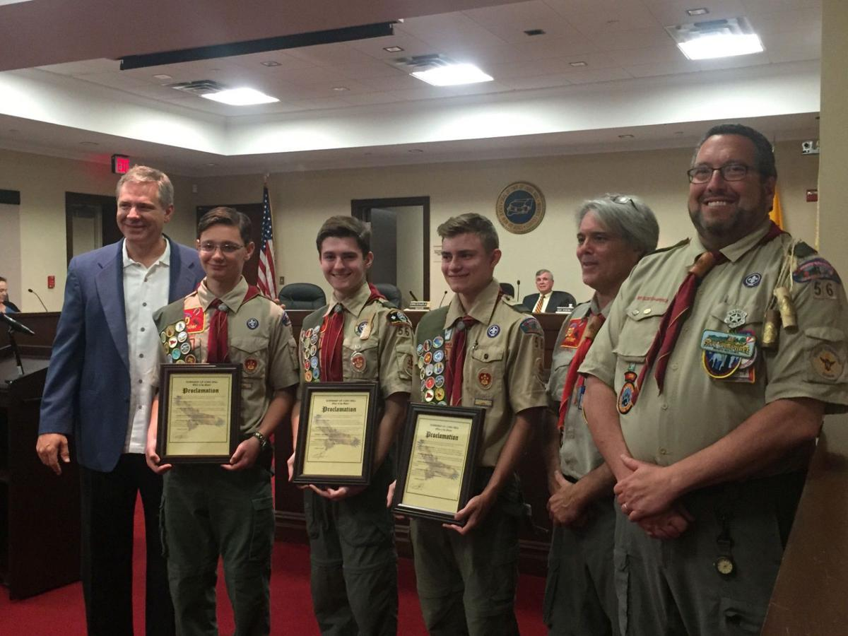 Scouts Honored