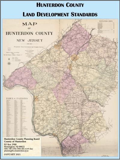 Hunterdon County updates land development standards
