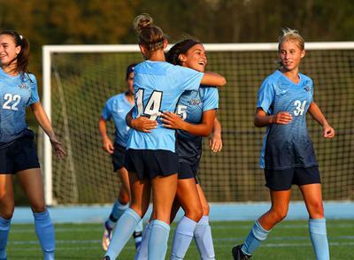 Gill girls soccer