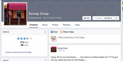 Scoop Coop