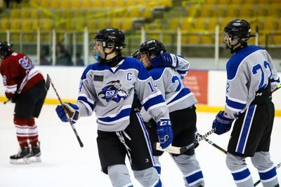 Gill ice hockey Haas