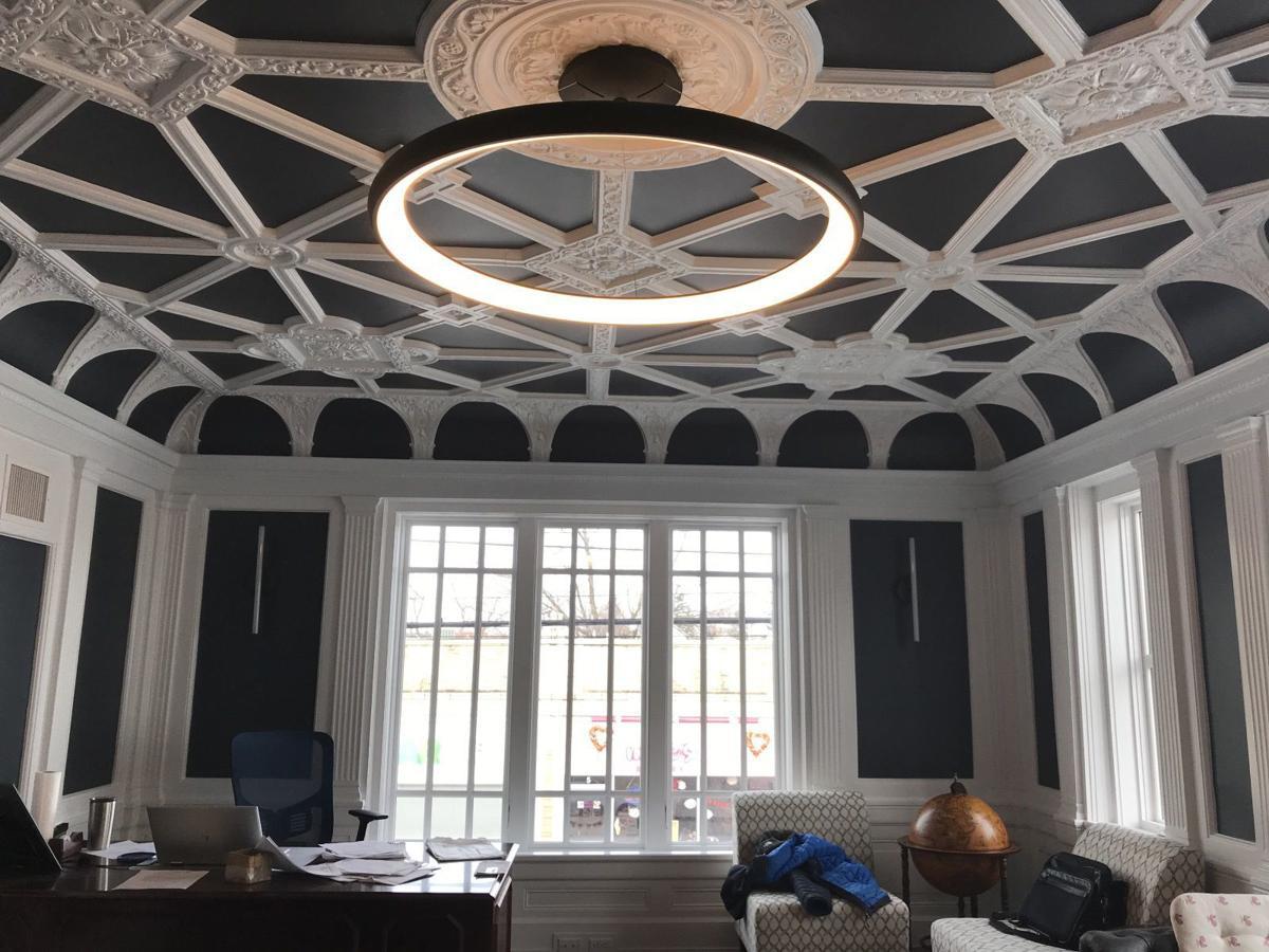 Bank trustees' room