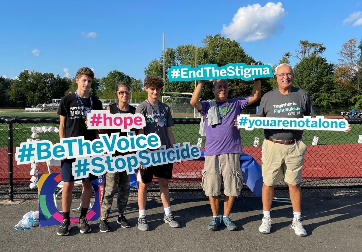 'Stop Suicide'