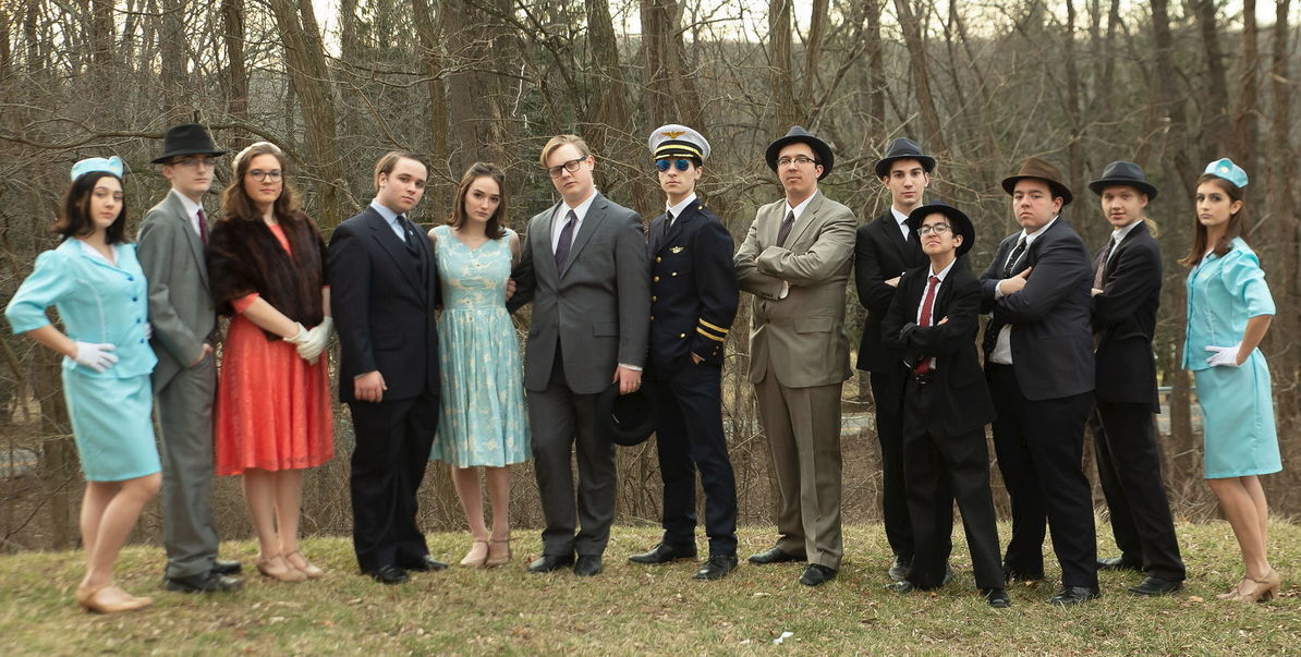 Voorhees High School presents musical 'Catch Me If You Can' beginning on April 2