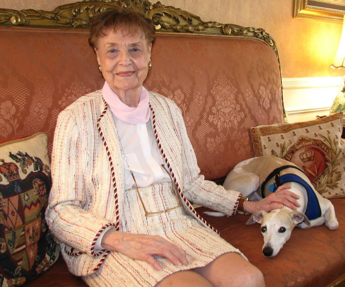 Oldwick author to sign latest book on her 95th birthday