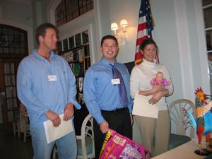 New Rotarians inducted