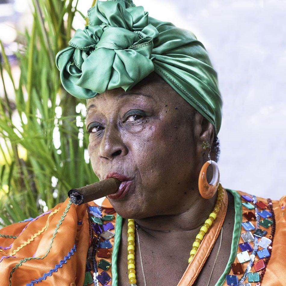'THE PEOPLE OF CUBA'