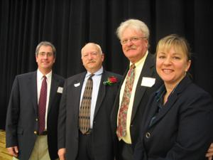 Chester schools — Praise aplenty for Roth, others for school improvements