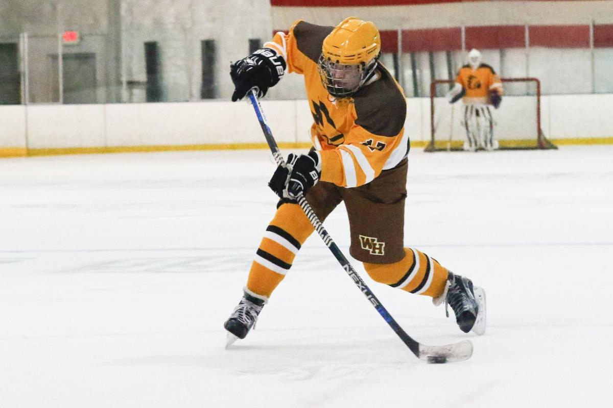 Watchung Hills ice hockey Daniel Hodowanec