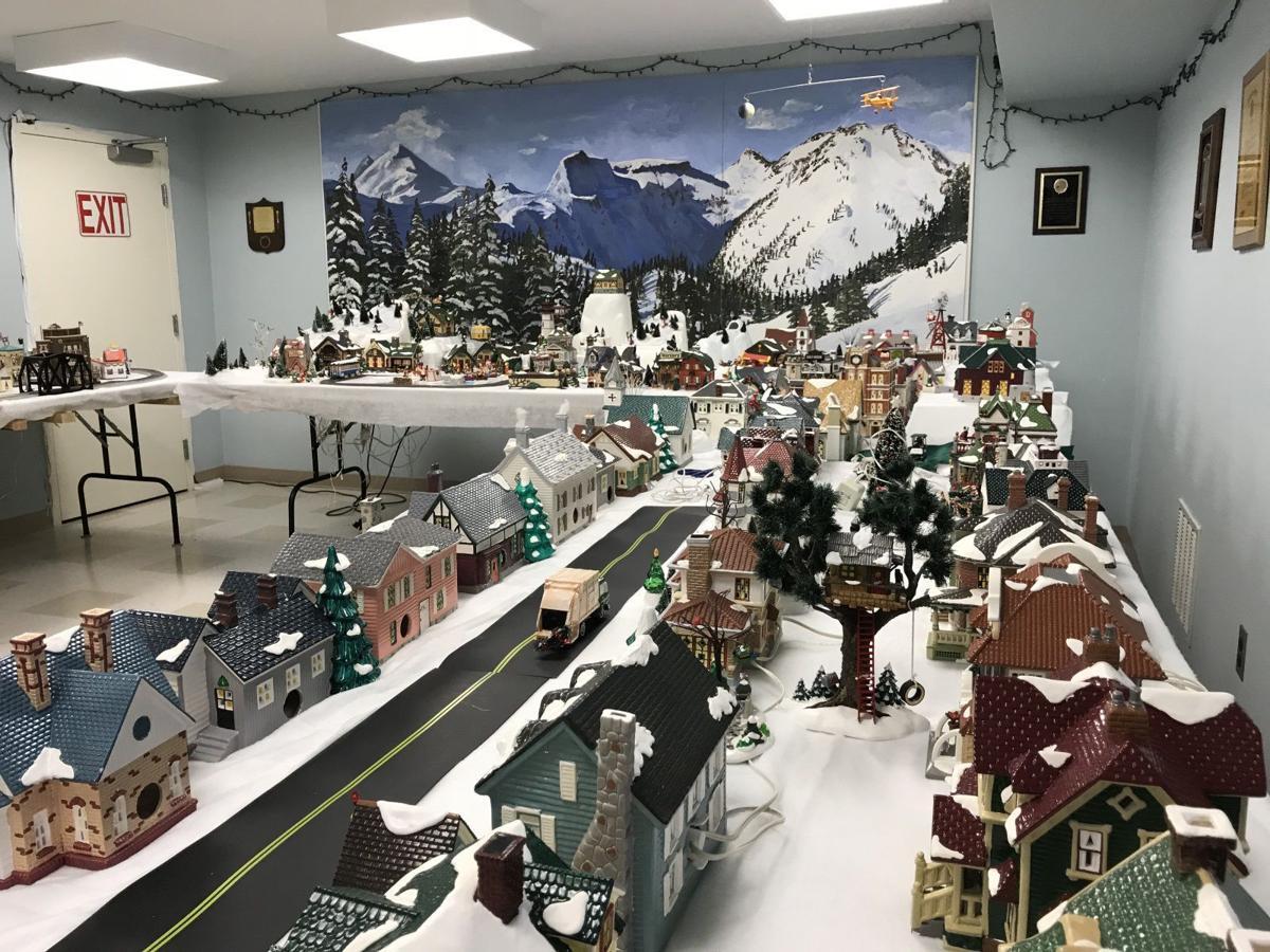 Snow Village Winter Wonderland