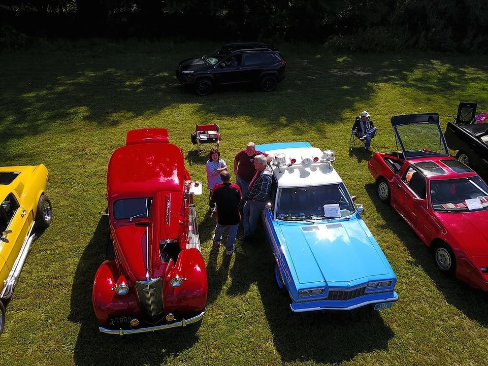 VIDEO) Califon to present its 4th annual Classic Car Show to benefit ...