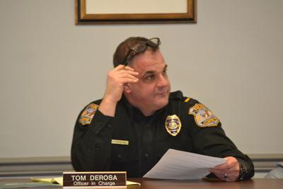 Clinton Township amends police department hierarchy