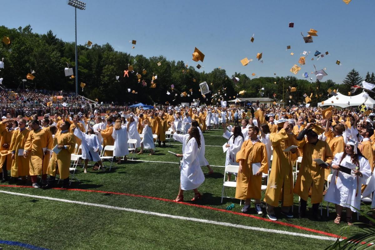 Watchung Hills Regional High School graduates 542