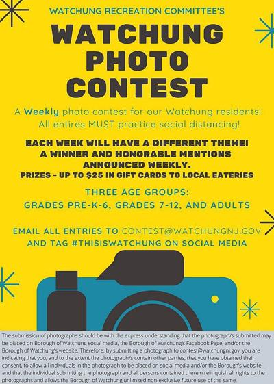 Look outside: Watchung launches community photo contest