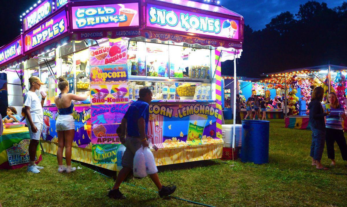 Califon celebrates the 99th annual Fireman's Carnival