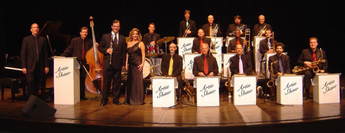Artie Shaw Orchestra at Summer Jamfest