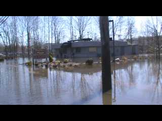 Long Hill Township dealing with flood waters
