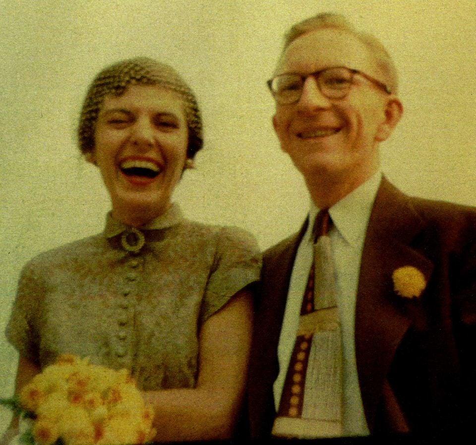 DR. and MRS. HENRY LAWRENCE KAZAL