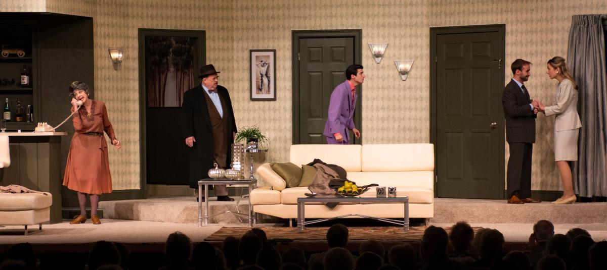 "Neil Simon's ""Come Blow Your Horn"" now running At Hunterdon Hills Playhouse"